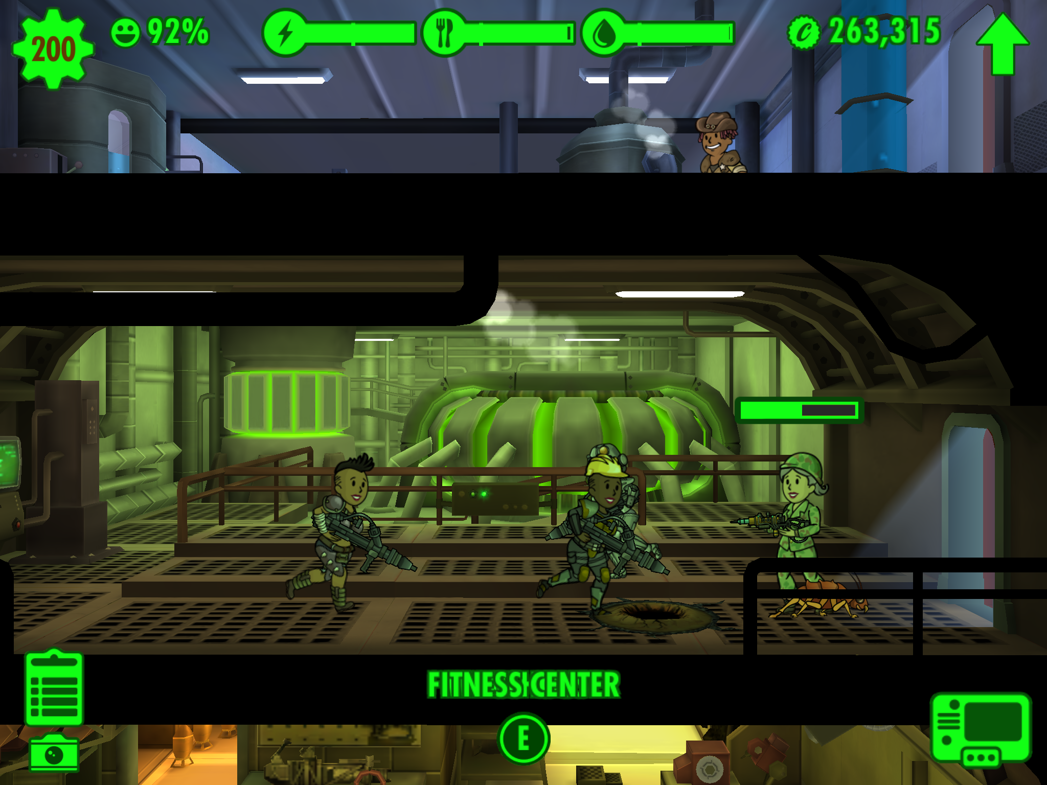 The Fallouts to Fallout Shelter   Main Campaign